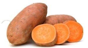 Prepared Sweet Potatoes